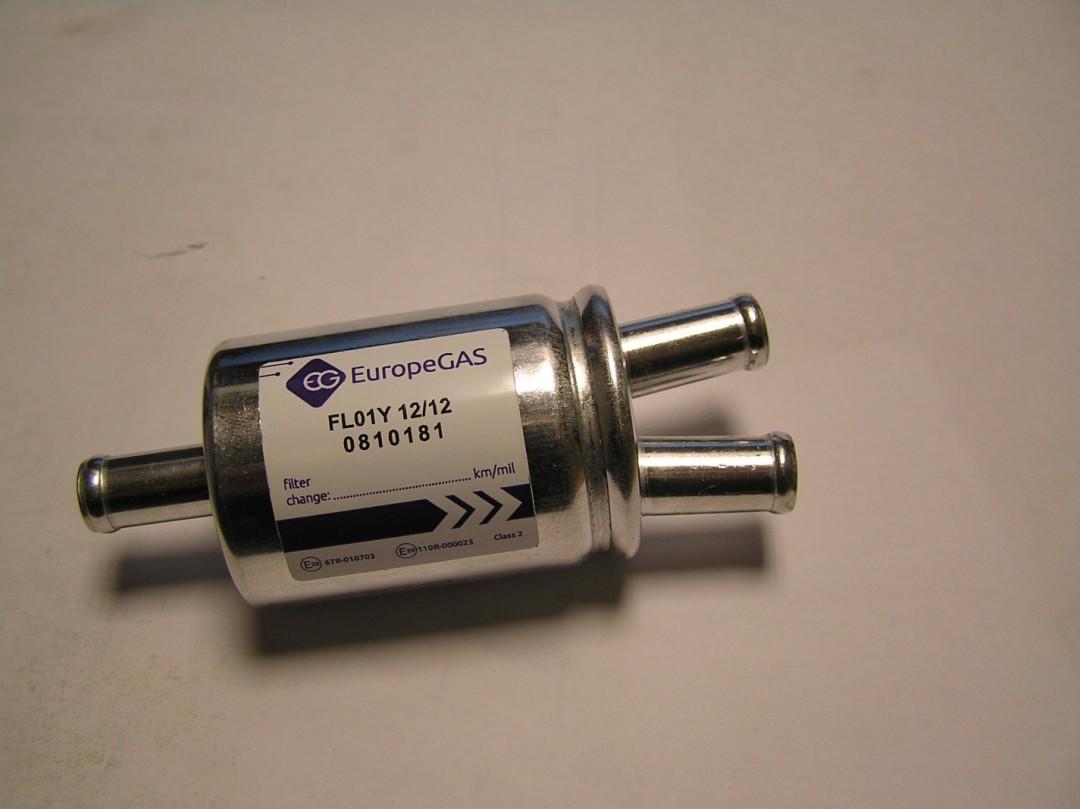 Dujų fazės filtras 12x12x12