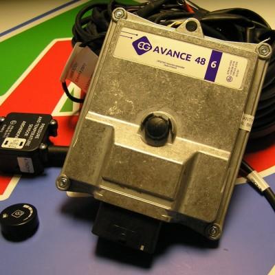 Elektronika EG AVANCE 48.6