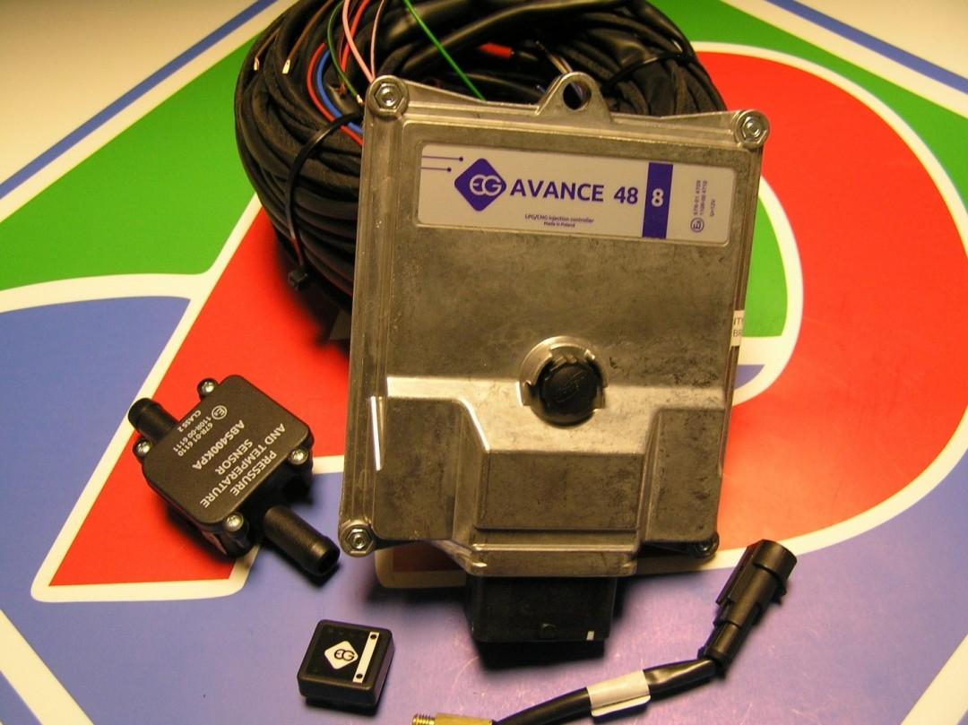 Elektronika EG AVANCE 48.8