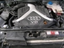 Audi - dujų įranga