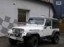Jeep - dujų įranga